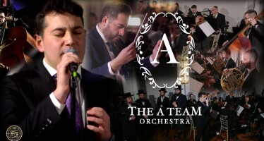 A Team ft Moshe Tischler & The Shira Choir – B'yadayim Tovot