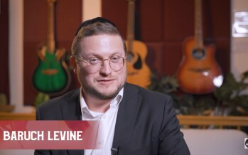 Behind the Scenes – Off the Record – Baruch Levine