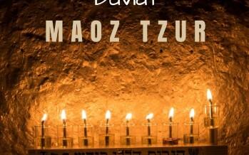 Maoz Tzur – Duvid'l