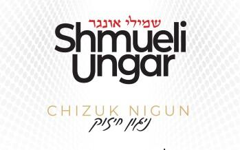 """Shmueli Ungar – """"Chizuk Nigun"""" [The Chizuk Project]"""