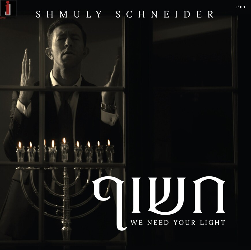 Shmuly Schneider – Chasoif – We Need Your Light