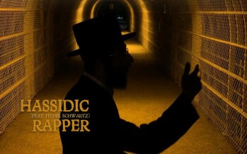 Light It Up – Hasidic Rapper Ft. Itchik Schwartz