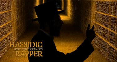Light It Up – Hasidic Rapper Ft. Itchik Schwartz
