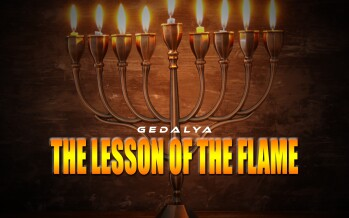 """Singer-Songwriter Gedalya Reflects On Holiday Season With New Single """"The Lesson of the Flame"""""""