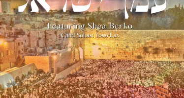 Amcaha Yisroel – feat. Shea Berko & Child Soloist Yossi Lax | Shalsheles Music Production