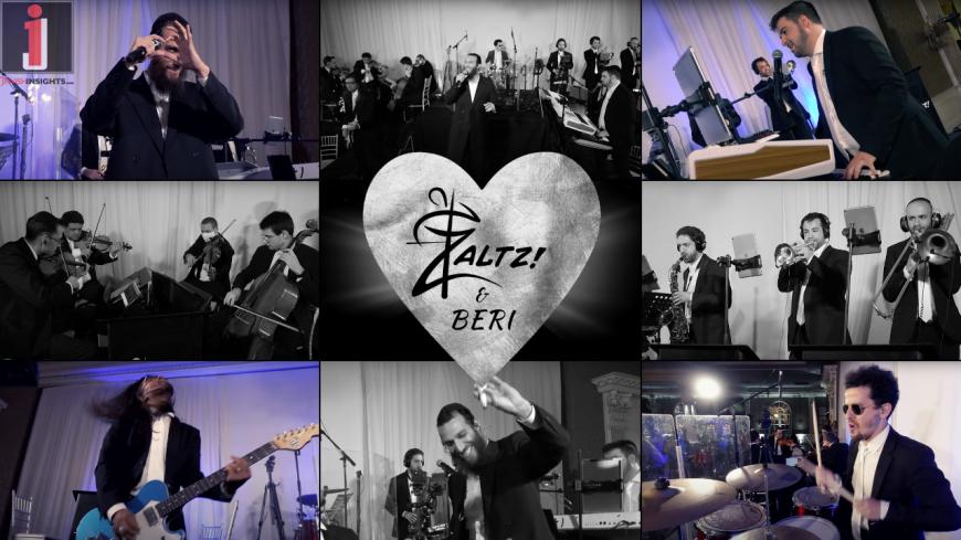 The Zaltz Band Experience – feat. Beri Weber