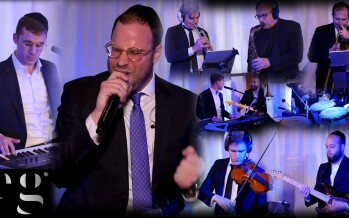 Dance to It! Elchonon Gartenhaus Productions ft Yitz Henkin