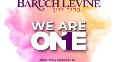 "Baruch Levine – ""We Are One"" (Lyric Video) [The Chizuk Project]"