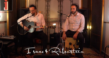 Isaac & Rubenstein – Blue Skies – Live Lounge Sessions