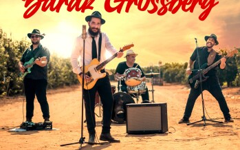Israeli Chabad Singer & Guitarist In A Unique Music Video About Distributing The 7 Mitzvos Bnei Noach
