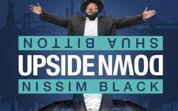 R' Shua ft. Nissim Black – UpsideDown Purim 2021