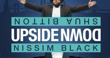 R' Shua ft. Nissim Black – UpsideDown Purim 2021