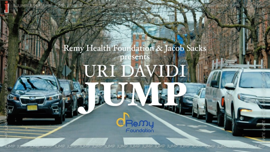 """The Launch Of The All New Remy Health Foundation With New Song """"JUMP"""" Featuring Uri Davidi"""