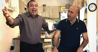 "Yakov Zingboim & Lior Rabinovich ""Mah Nishtana"""