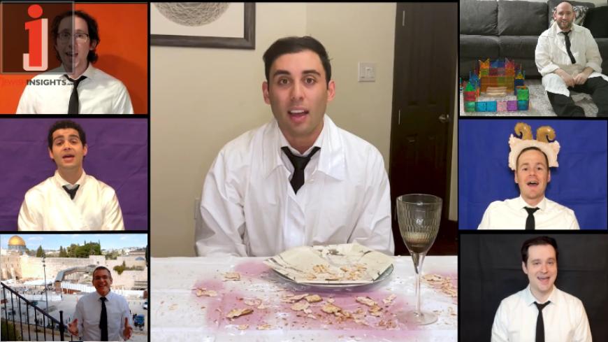 The Maccabeats – Nirtzah: The Seder Finale – Passover
