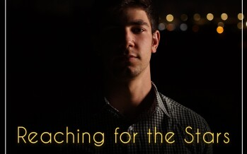 """Daniel Chait With His Debut Single """"Reaching For The Stars"""""""