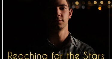 "Daniel Chait With His Debut Single ""Reaching For The Stars"""