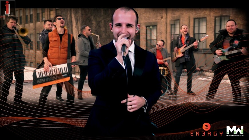Lights, Camera, Mordy! – En3rgy ft Mordy Weinstein [Official Music Video]