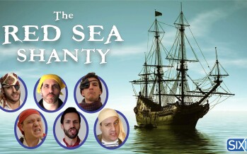 Six13 – The Red Sea Shanty: A Pirate Passover