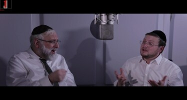 LISTEN TO YOUR NESHAMAH – Yerachmiel Begun & Baruch Levine (OFFICIAL VIDEO)