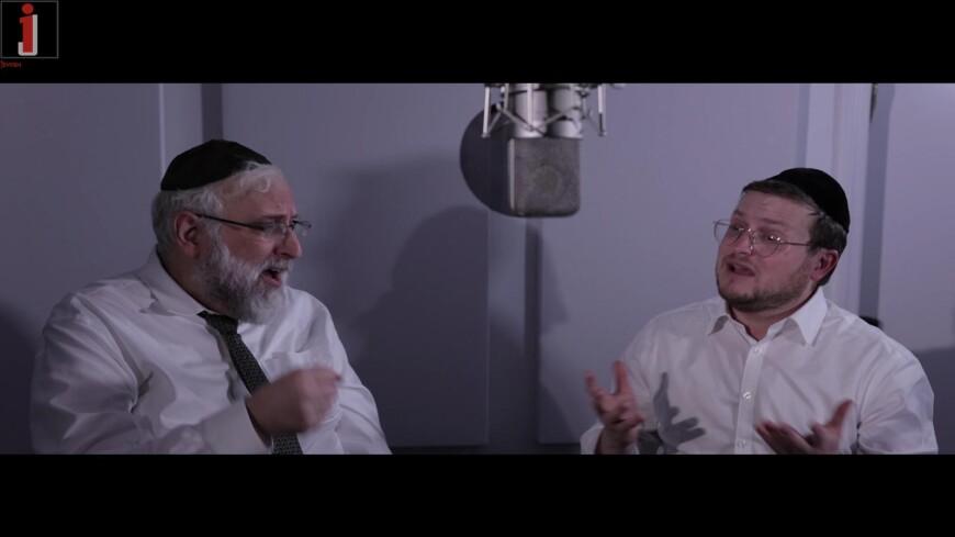 LISTEN TO YOUR NESHAMAH – Yerachmiel Begun & Baruch Levine (OFFICIAL VIDEO)