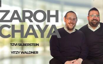 Zaroh Chaya – Tzvi Silberstein & Yitzy Waldner (Official Music Video)
