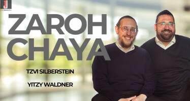 Zaroh Chaya – Tzvi Silberstein & Yitzy Waldner (Official Music Video)