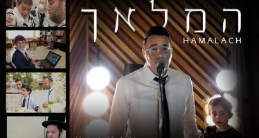 Yaakov Shwekey – Hamalach [Official Music Video]