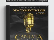 New York Boys Choir: Cantata (Audio Sampler)