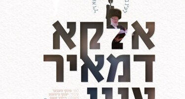 "In Loving Memory Of My Unforgettable Brother R' Boruch Yida Schnitzler Z""L"