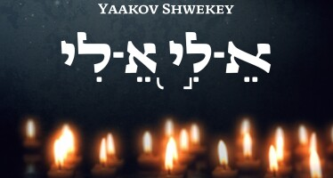 "Shwekey With A Music Video In Memory Of The Kedoshim From Meron ""Keli Keli"""
