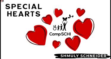 Shmuly Schneider | Special Hearts – Camp SCHI
