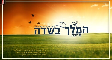 Meir Elias & Yaakov Brown – HaMelech BaSodeh