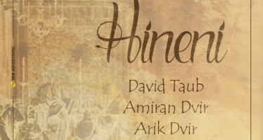 """Hineni"" – David Taub Hosts Brothers Amiran & Arik Dvir & Gil Israelov"