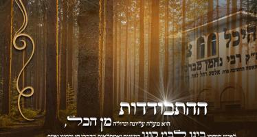 """Yakov Elchanan Wagshal With An New Single """"Hisbodedis"""""""