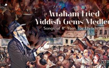 Yiddish Gems Medley (Live) Avraham Fried, The A Team & Zimra Choir | A Yaldei Event