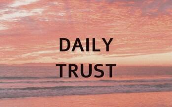 Naftali Blumenthal – Daily Trust