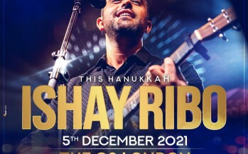 Yishai Ribo Is Coming To The O2 Arena In London!